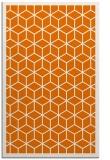 rug #999609 |  orange rug