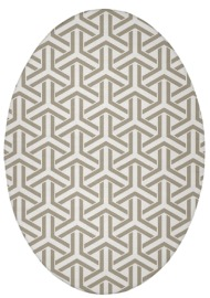 rug #145506 | oval rug