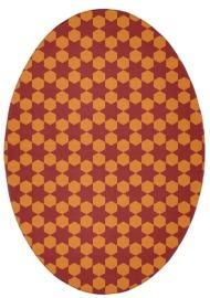 rug #153257 | oval rug