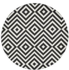 rug #219589 | round rug