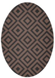 rug #236793 | oval rug